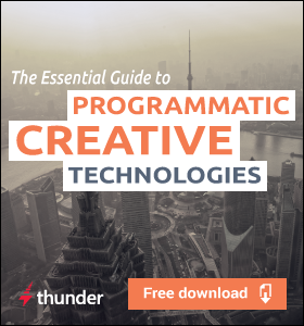 Thunder Essential Guide to Programmatic Creative Tech Free Download