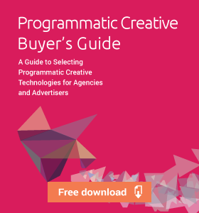 Thunder Programmatic Creative Buyer's Guide